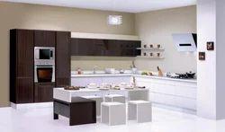 Commercial Island Modular Kitchen