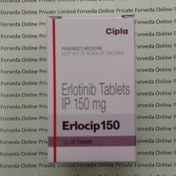 Erlotinib Tablets IP 150 mg