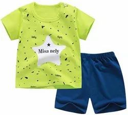 Boys Top Bottom Sleeveless Set