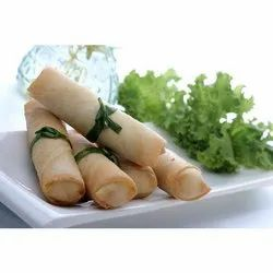 Packets Deep Fry Chinese Spring Roll, Packaging Type: Sri Sai Foods