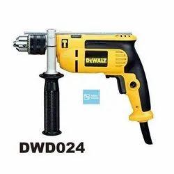 DWD024 Dewalt Impact Drill Machine, Warranty: 1 Year, 750 W