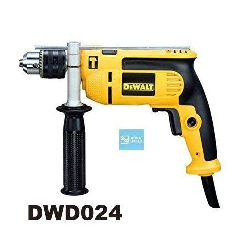 DWD024 Dewalt Impact Drill Machine, Warranty: 1 Year, 750 W, Rs 3200 /piece  | ID: 19575181788