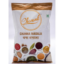 Chounk Channa Masala, Packaging Type: Box, Packaging Type Available: Packets