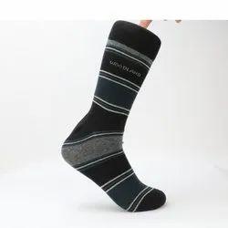 Woodland BD 154 Striped Full Length Men's Socks