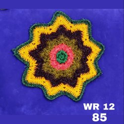 Woolen Rumal for Decorative