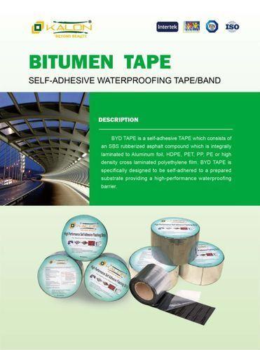 Self Adhesive Tapes Bitumen Flashing Tape Retailer From Pune
