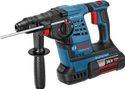 Bosch Gbh 36 V-li Plus Professional Cordless Rotary Hammer With Sds-plus
