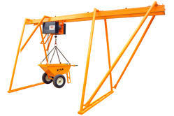 ESI 30 MTR 8MM thik Monkey Lift