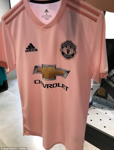 size 40 2873c a9799 2019/20 Manchester United Home,Away & Third Kit
