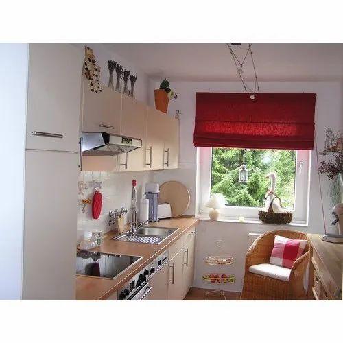 L Wooden Modular Kitchen Manufacturer: Modular Kitchens And Wooden Modular Kitchens Manufacturer