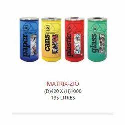 ZIO Matrix Dustbin