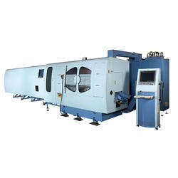 CNC Tube and Bar Machining Center