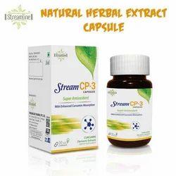 Bd Natural Herbal Extract Capsule, Packaging Size: 30 Capsules, Grade Standard: Medicine Grade