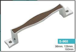 S-968 Zinc Cabinet Handle