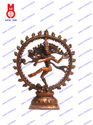 Natraj Dancing Sq. Base Statue