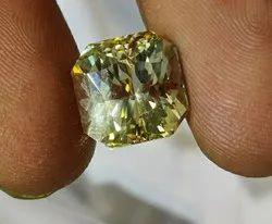 Yellow Sapphire Pukhraj 10.68ct