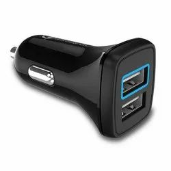 Black Car Charger