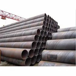 Welded Round MS Pipes