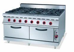 Cooking Burner For Commercial Kitchen