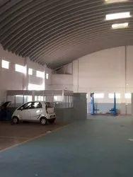 Workshop Roof Shed
