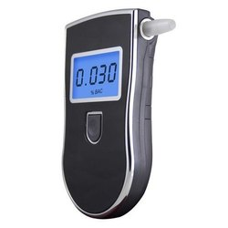 Alcohol Breath Analyzer