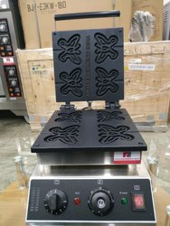 Butterfly Waffle Maker Machine
