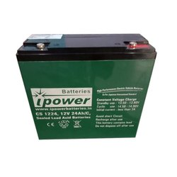 IPower CS1224 Electric Bike Battery