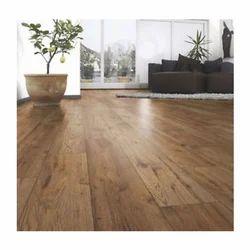 Light Brown Indoor Wooden Flooring for Household