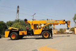 Escorts Pick & Carry Crane F-20