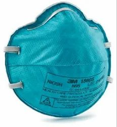 Reusable 3M N95 Particulate Respirator And Surgical Mask, Certification: Niosh