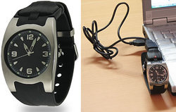 MP3 USB Watches