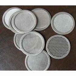 Stainless Steel Circular Mesh