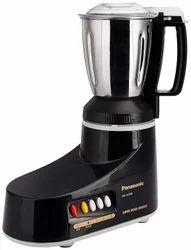 Pan India Panasonic MX-AC400 550-Watt 4-Jar Super Mixer Grinder (Black), Lock, 501 W - 750 W