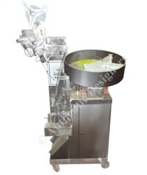 Automatic Tablet Pouch Packing Machine