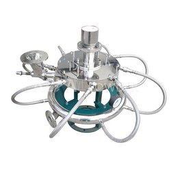Spiral Disc Jet Mill