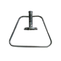 Rashi Industries Stainless Steel Towel Ring