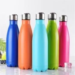 Stainless Steel Colored Bottles