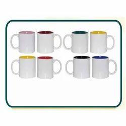 Inner Color  Two Tone Coffee Mug