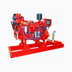Cummins Fire Fighting Diesel Engine Spares And Service