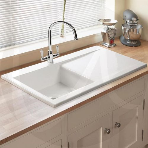 Ceramic Kitchen Wash Basin
