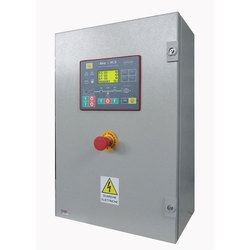 Sheet Metal Single Phase Digital Control Panel, IP Rating: IP55