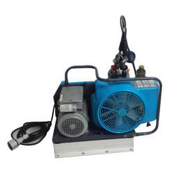 5 HP Breathing Air Compressor Bauer