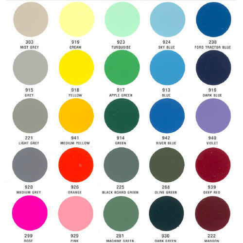 Color Standard Chart Cement Testing Equipment Anand Parbat New
