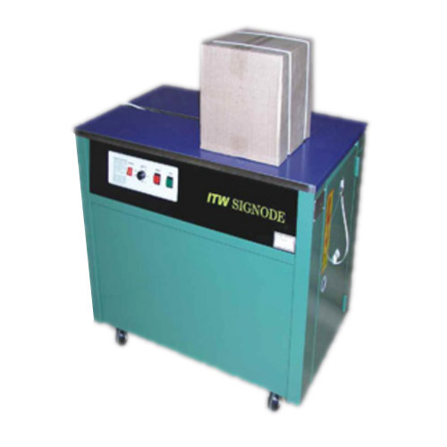 Signode Single Phase Table Top Strapping Machine, MST