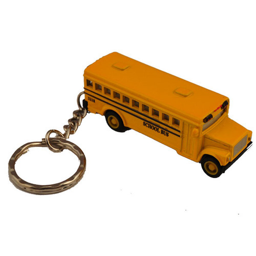 School Bus Key Chain b48de4c15
