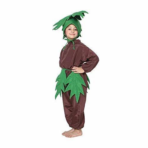 Lycra Brown And Green Kids Tree Costume  sc 1 st  IndiaMART & Lycra Brown And Green Kids Tree Costume Rs 550 /set Shiva Sai ...