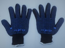 Midas Make Frontier Polka Dotted Hand Gloves