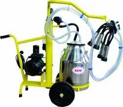 Trolley Milking Machine
