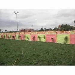 Folding Wall Precast