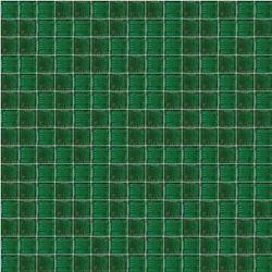 D411A Green Decora Plain Color Glass Mosaics